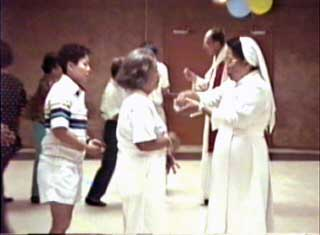 Communion time